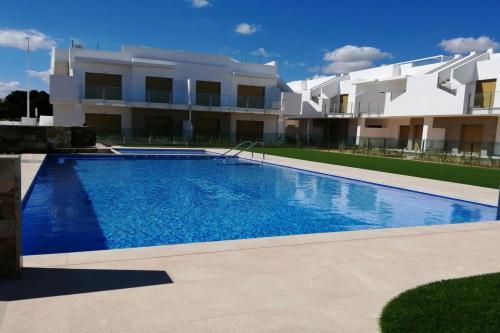 High quality price bungalows in Pilar de la Horadada