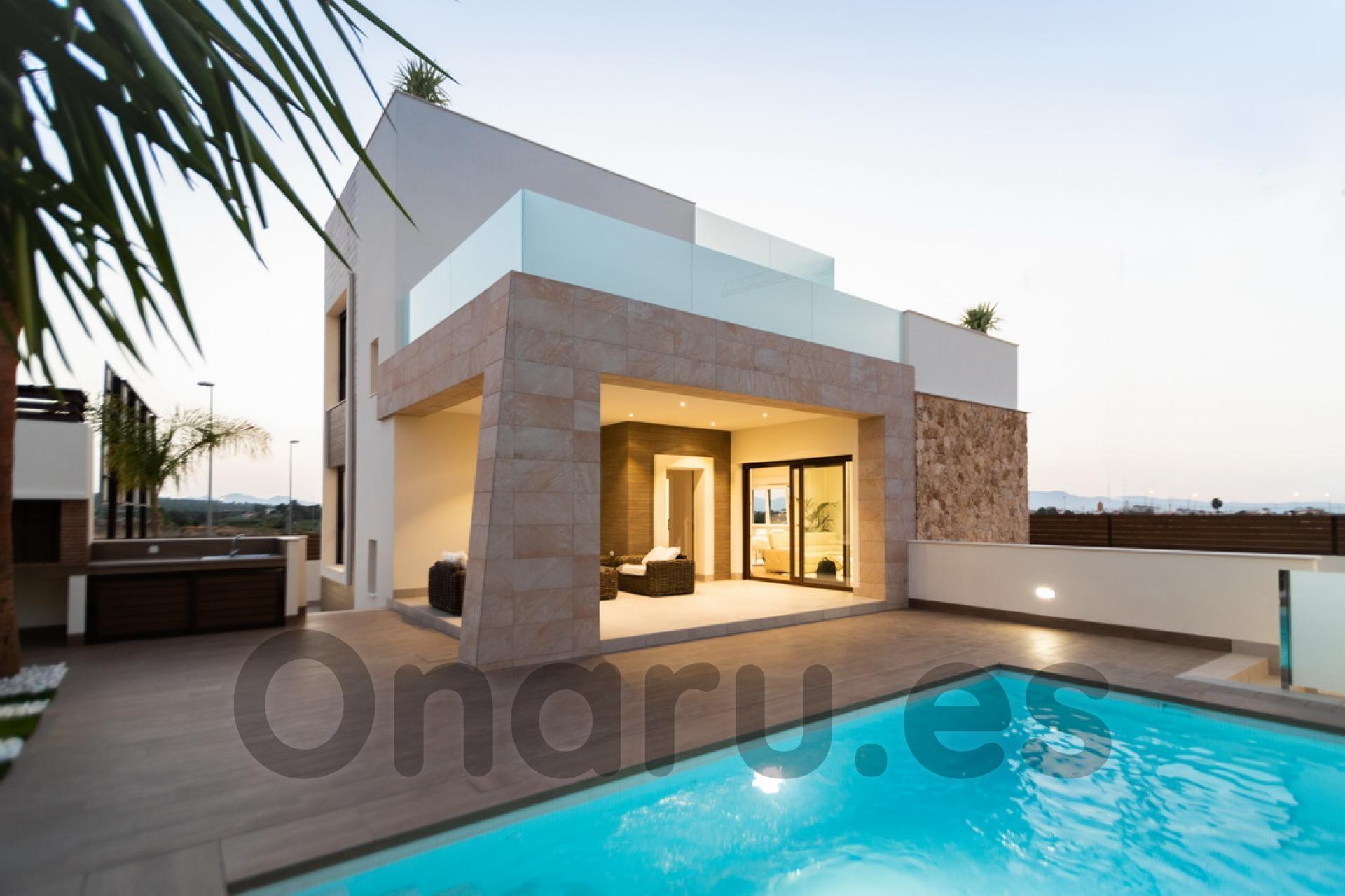 Ref:onaru-5492 Villa For Sale in Benijófar
