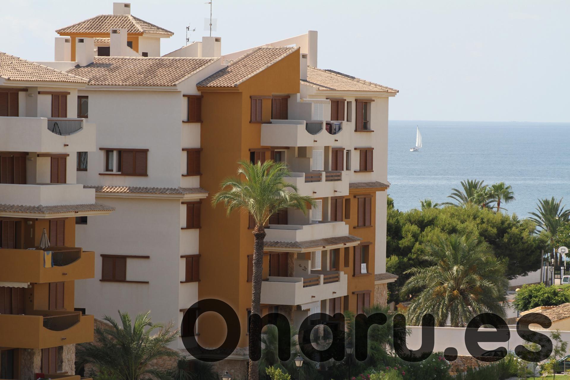 Ref:onaru-5512 Apartment For Sale in Orihuela Costa