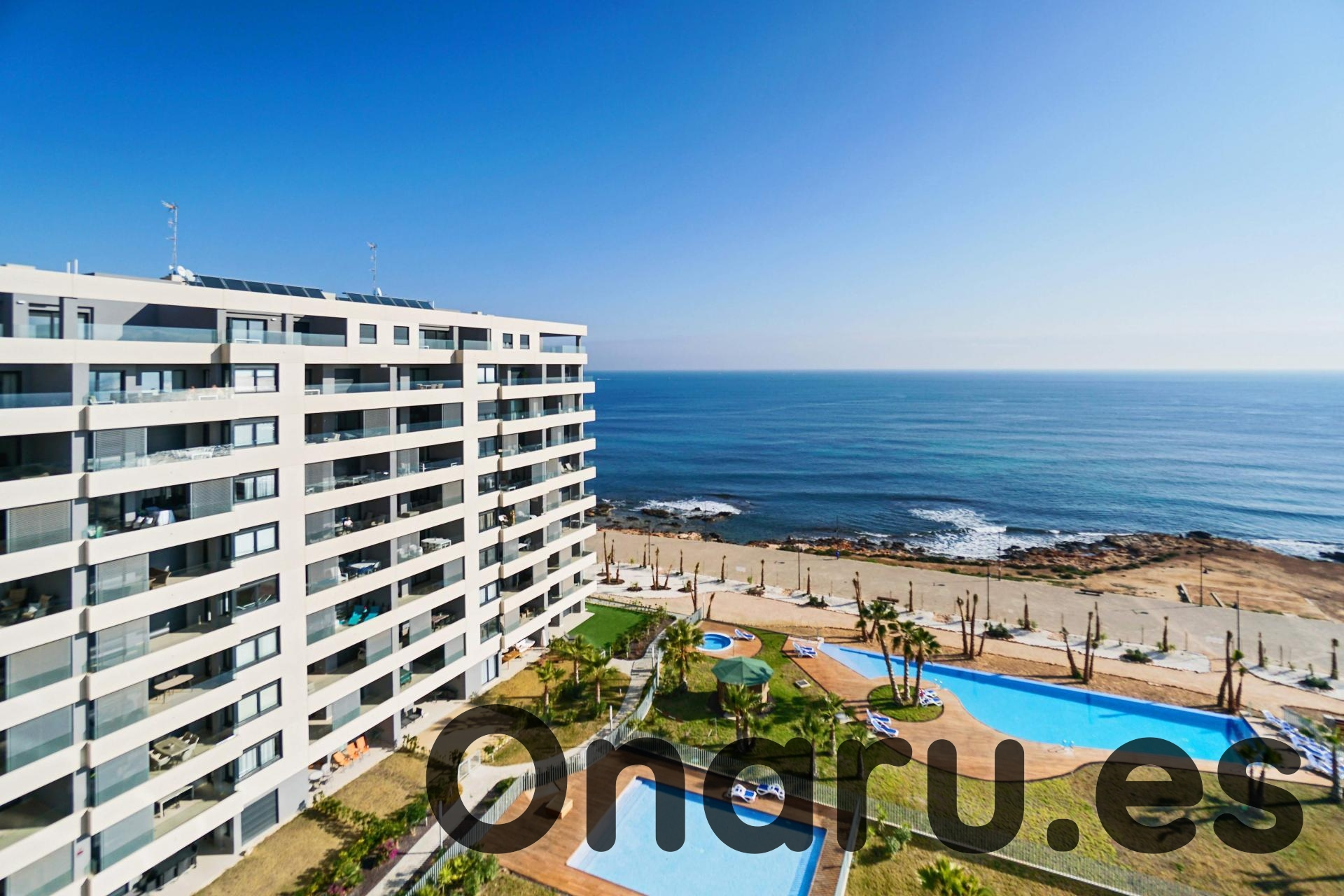 Ref:onaru-5513 Apartment For Sale in Orihuela Costa