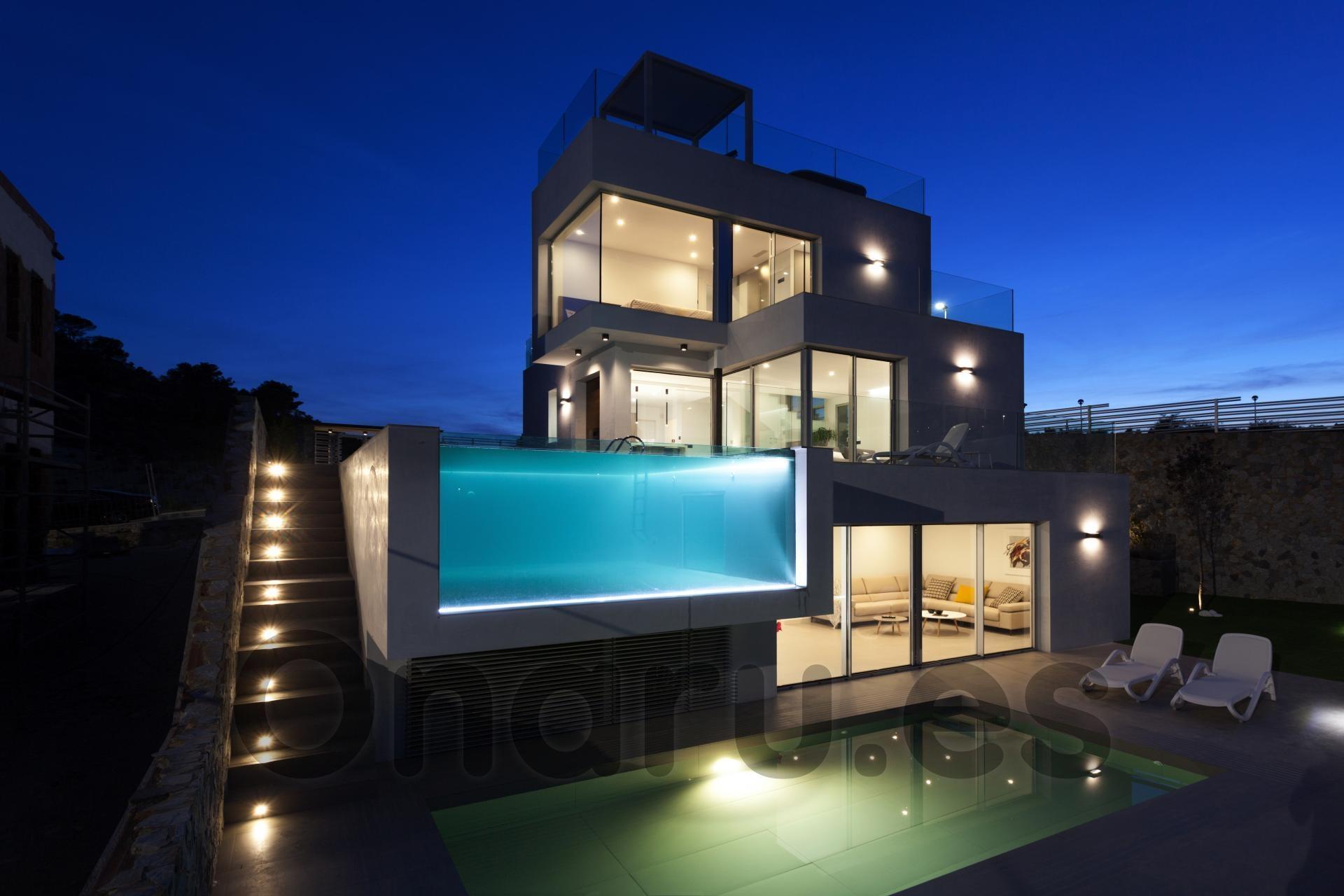 Ref:onaru-5514 Villa For Sale in Finestrat